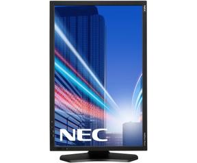 NEC MultiSync PA242W met Spectraview II Zwart