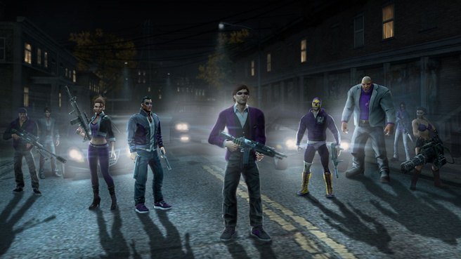 Hands-on Saints Row: The Third