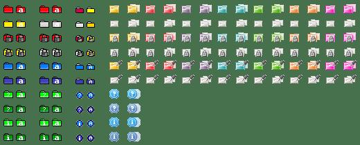 GoT, Silver, Tweakers en Tweakers_ng topicstatusiconen