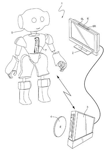 Wii Remote Robot