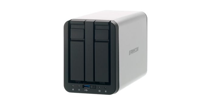 Freecom SilverStore 2-Drive NAS
