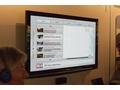 Vernieuwde Viera Cast-interface