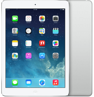 Apple iPad Air WiFi 16GB Zilver