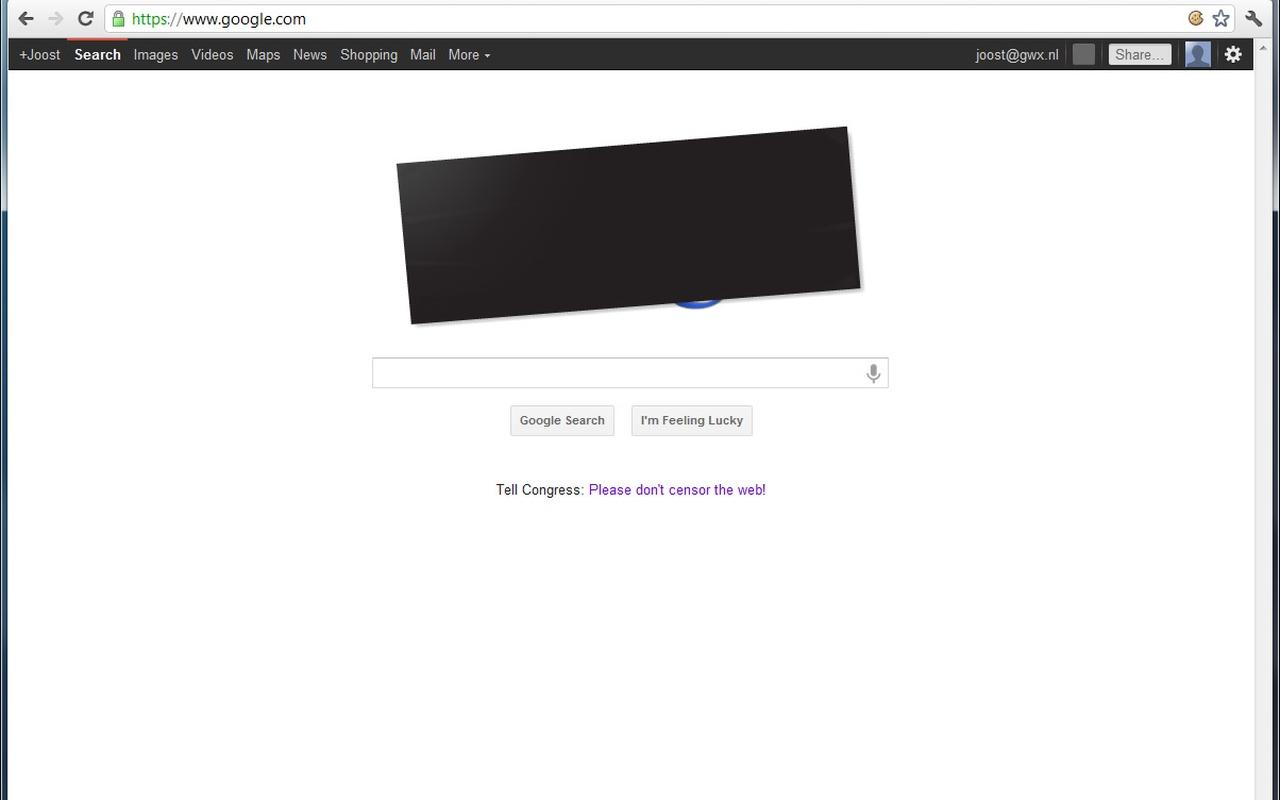 Internet voert actie tegen SOPA en PIPA
