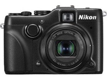 Nikon Coolpix P7100 Zwart