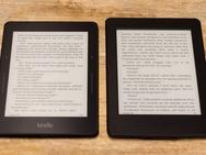 Amazon Kindle Voyage en Kindle Paperwhite