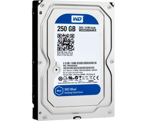 WD Blue WD2500AAKX, 250GB