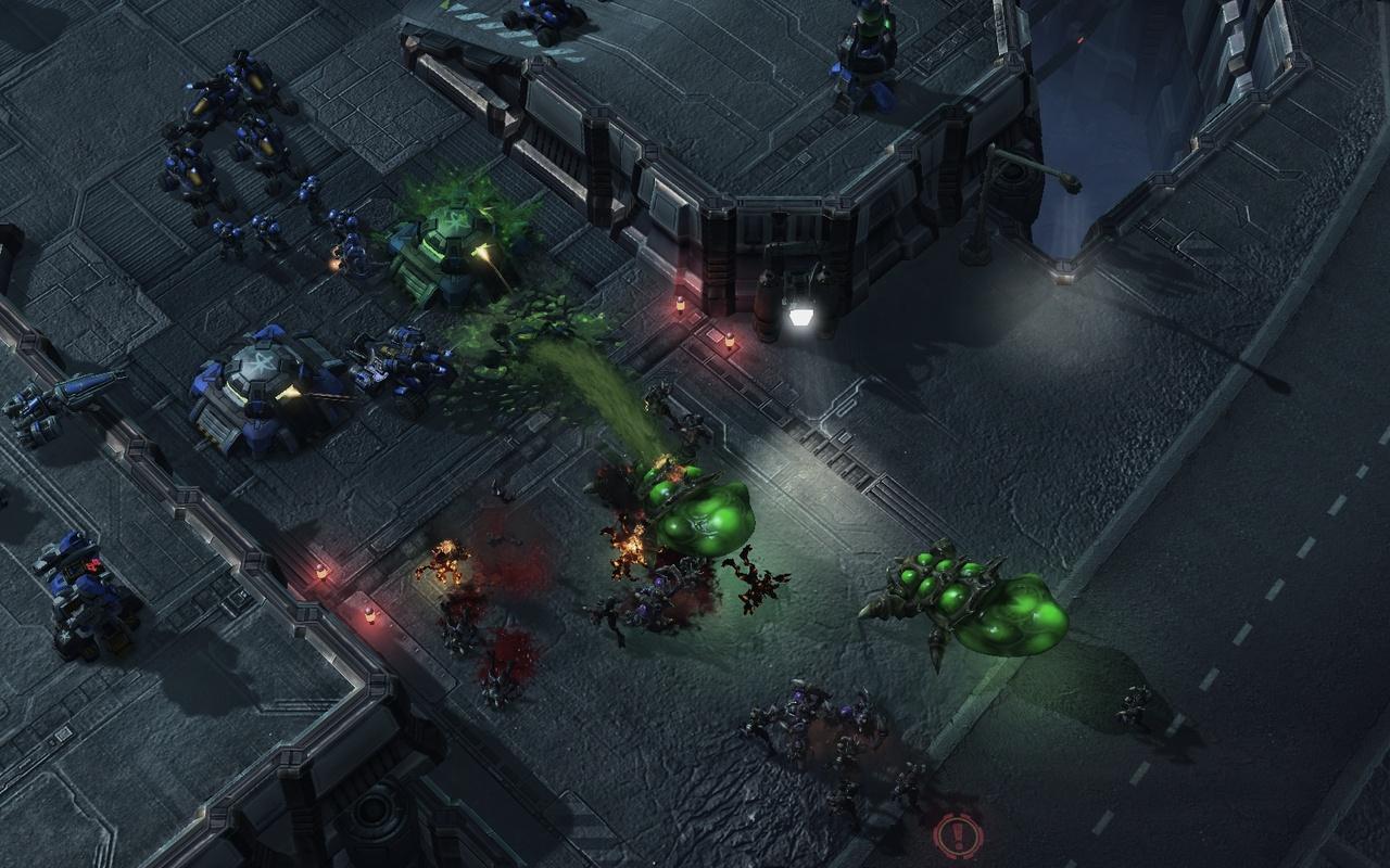 StarCraft II Mods - Left 2 Die