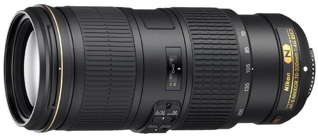 Nikon AF-S Nikkor 70-200mm f4 ED VR