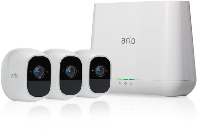 Netgear Arlo Pro 2 (3 camera's)