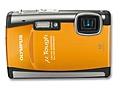 Olympus µ Tough-6000 Oranje