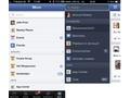 Facebook: oude vs nieuwe layout iPhone-app (juni 2013)