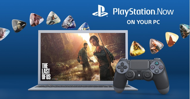 Playstation Now voor Windows-pc's
