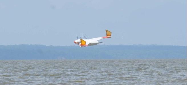 Flying Wanda