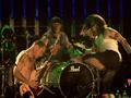Signaalvergelijking Comcast vs Verizon - Concert van Red Hot Chillie Peppers op Verizon