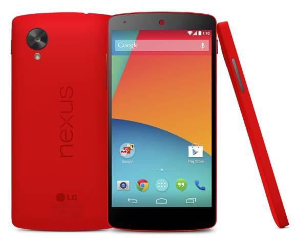 LG Nexus 5 16GB Rood