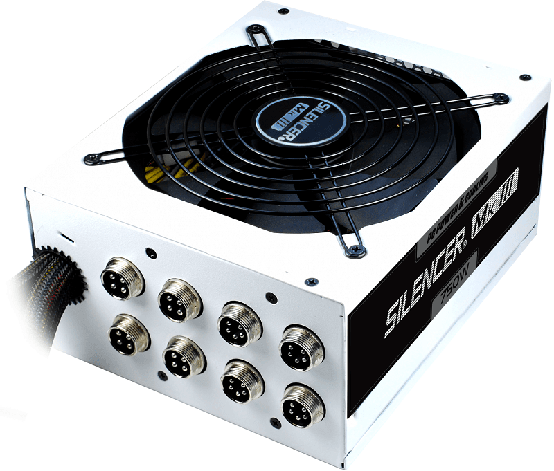 PC Power & Cooling Silencer MKIII 750W