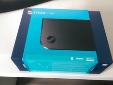 Steam Link Unboxing