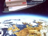 Ruimteveer Hermes © ESA