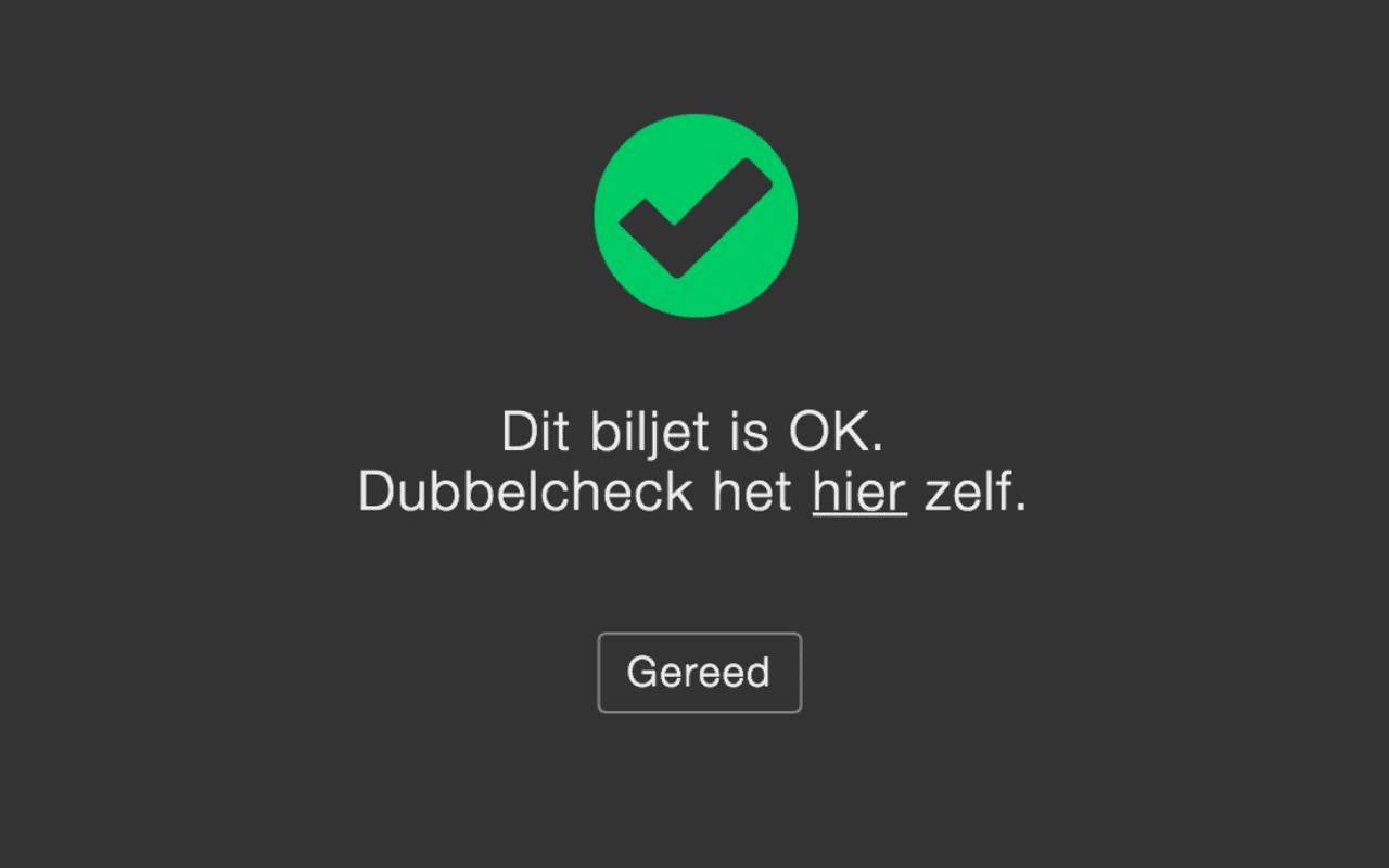App van De Nederlandsche Bank