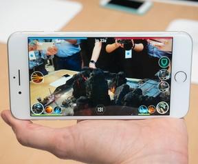 iPhone 8 AR