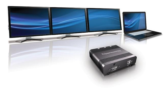 Matrox TripleHead2Go Matrox TripleHead2Go DisplayPort Edition