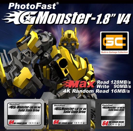 """Photofast G-Monster 1,8"""" V4"""