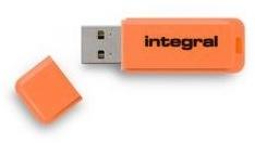 Integral Neon 3.0 32GB Oranje