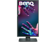 BenQ PD3200U Grijs, Zwart