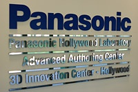 Panasonic PHL-tour 3D Innovation Center plakkaat