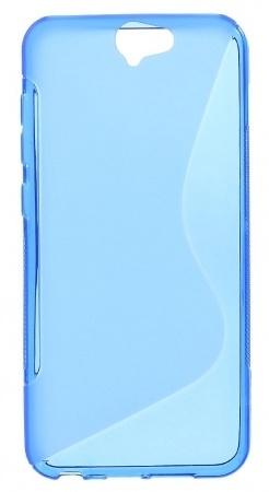 Kees S-line Gel Hoesje HTC One A9 - Blauw