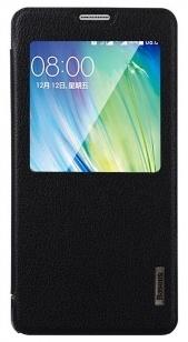 Baseus Primary Case Samsung Galaxy A7 - hoesje met slaapfunctie - zwart