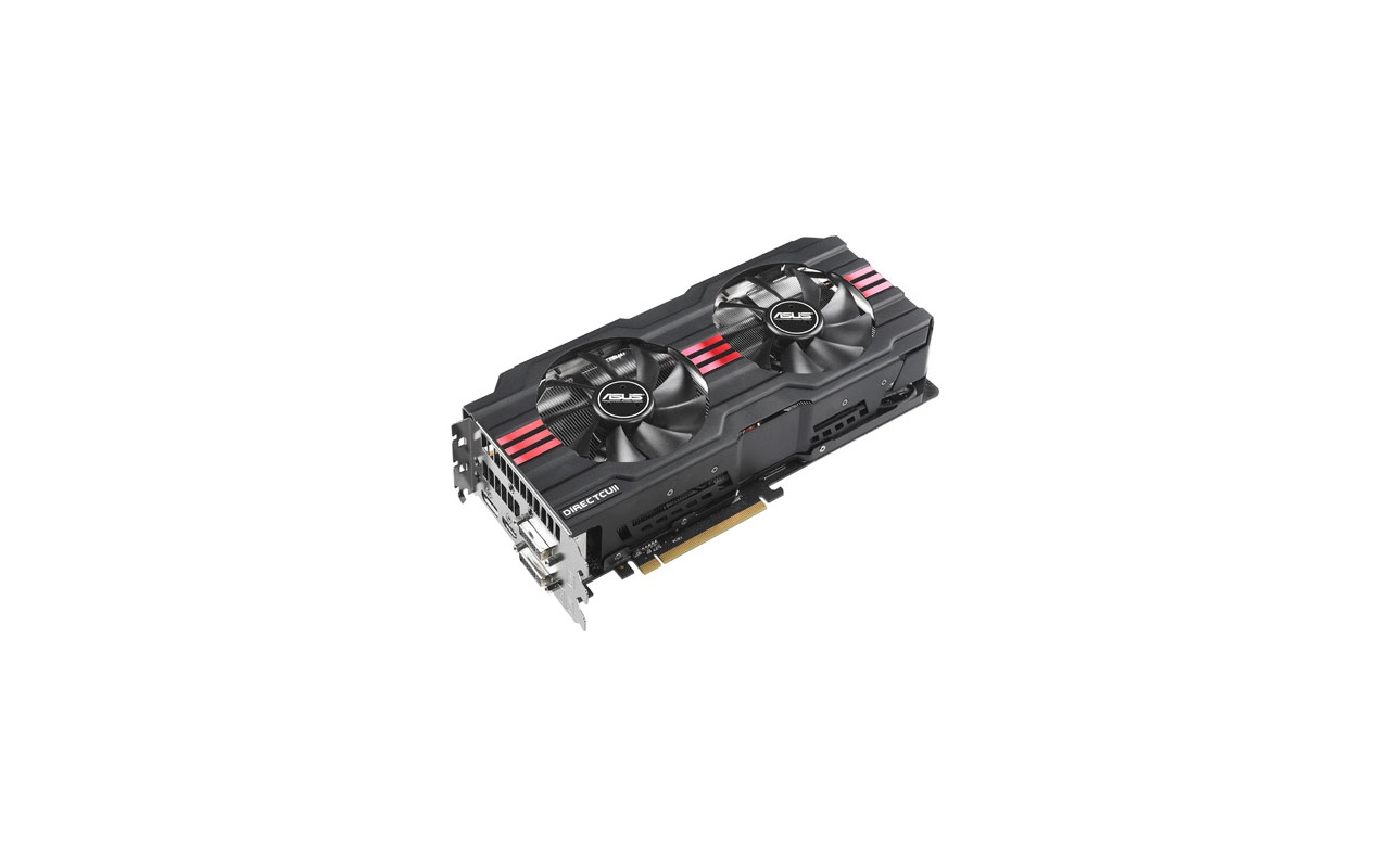 Asus Radeon HD7950 DirectCU II Top V2