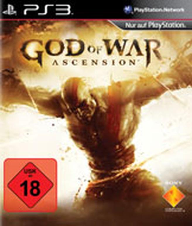 Box God of War: Ascension
