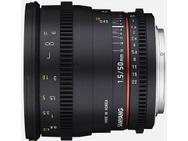 Samyang Optics 50mm T1.5 AS UMC Fujifilm X