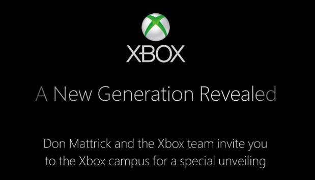 Xbox-uitnodiging