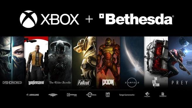 Microsoft neemt Bethesda over