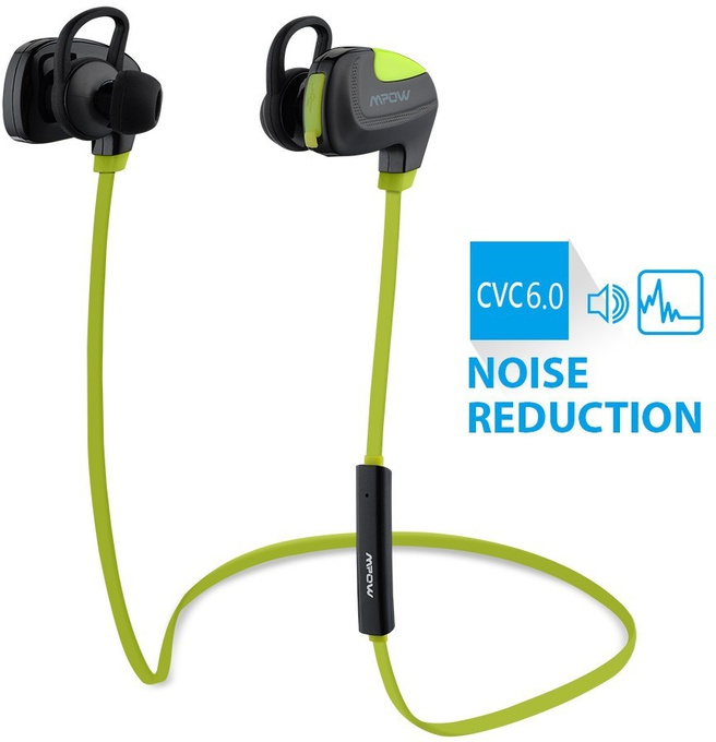 Mpow Mpow Seashell bluetooth sport headphones (Groen)