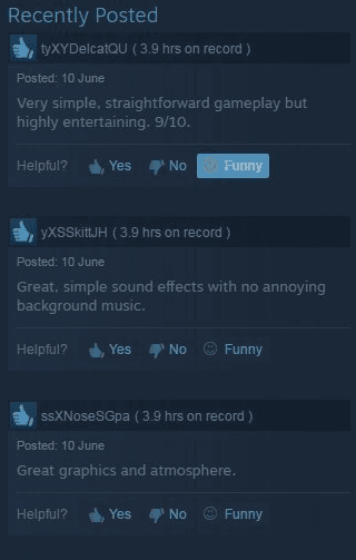 steam review bots kleiner
