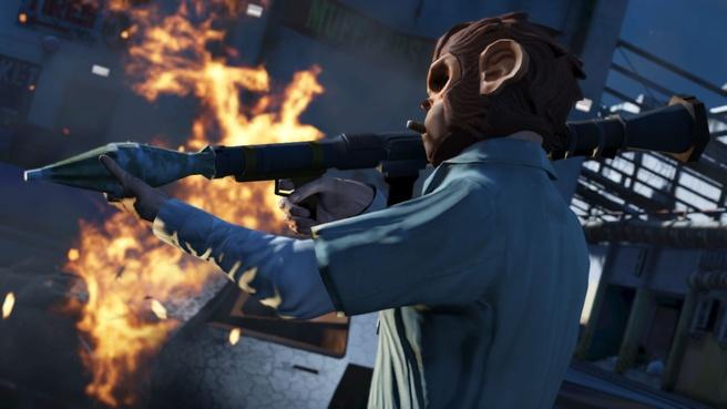 Preview Grand Theft Auto V