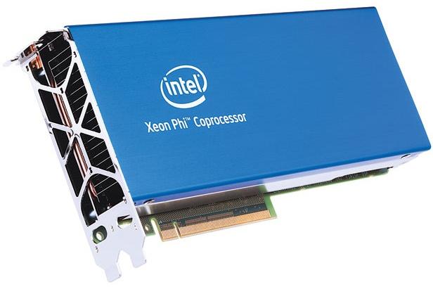 Intel Phi 7120A