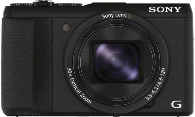 Sony Cyber-shot DSC-HX60V Zwart