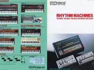 Roland TR-808 reclame