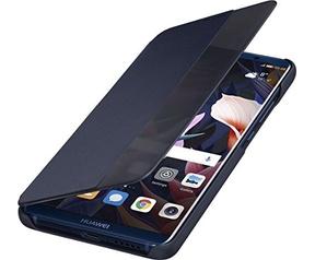 Huawei Mate 10 Pro View Cover Blauw