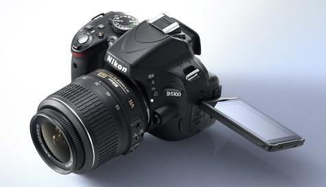 Nikon D5100 handson inleiding