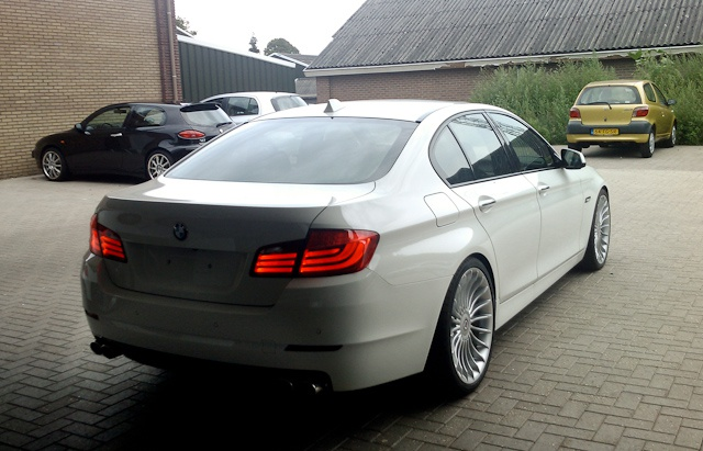 "Anybody on 21"" Alpina's here? - Bimmerfest - BMW Forums"