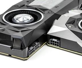 Nvidia Titan X en GTX 1080