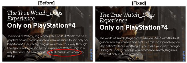 Watch Dogs  Fps Ps Normal