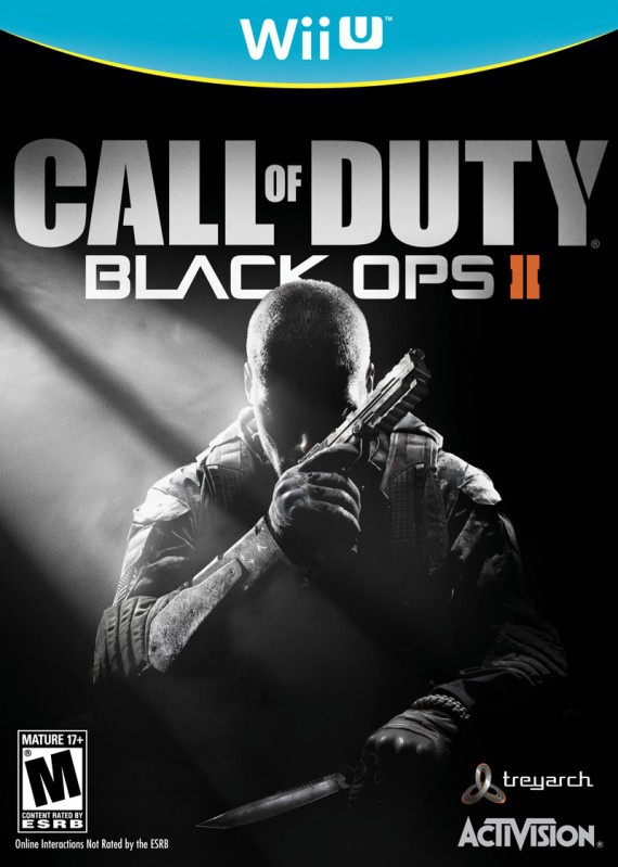 Call of Duty Black Ops II Nintendo Wii U