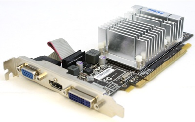 MSI Radeon HD 5450